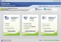 ZoneAlarm Internet Security Suite 2015 pour mac