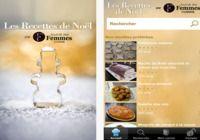 Recettes de Noël iOS pour mac
