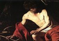 Caravaggio Wallpaper Art