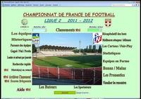 Ligue2 2011-2012 pour mac
