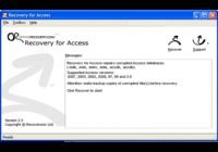 Recovery for Access