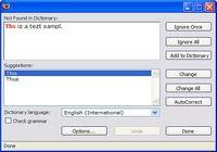 ASPNet Spell pour mac