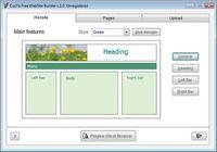 CuzYa Free Website Builder pour mac