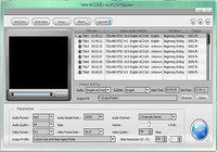 WinX Free DVD to FLV Ripper pour mac