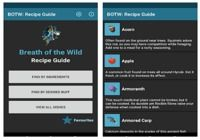 Breath of the Wild: Recipes android pour mac