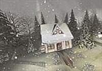 Snowy Winter 3D Screensaver pour mac