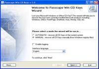 Passcape Win CD Keys pour mac