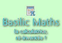 Basilic Maths pour mac