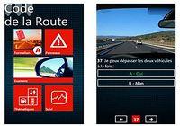 Code de la route Windows Phone