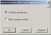 Speereo Flash Killer pour mac