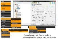 Advanced CSS Menu Suite for Expression Web pour mac