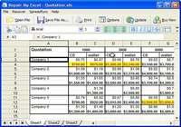 Repair My Excel pour mac