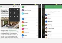 Feedly Android pour mac