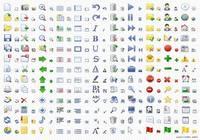 Office Style Icon Set pour mac