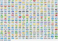XP Artistic Icons pour mac