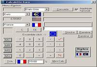 Calculette Euro pour mac