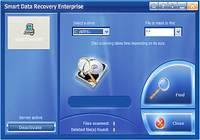 Smart Data Recovery Enterprise pour mac