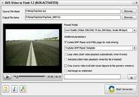 AVS Video to Flash pour mac