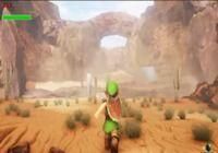 Zelda Ocarina of Time - Unreal Engine 4 pour mac