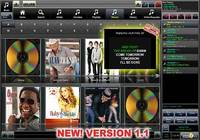 Jukebox Jockey Media Player Home pour mac