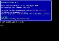 DoSBox pour mac