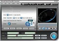 Emicsoft QuickTime M4V Convertisseur pour mac