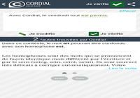 Cordial Pocket iOS pour mac