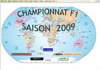 Championnat F1 2009 pour mac