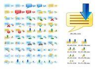 Messenger Icons for Vista pour mac