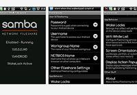 Samba Filesharing Android pour mac