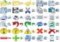 Small Toolbar Icons pour mac