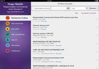 Emploi Monster iOS pour mac