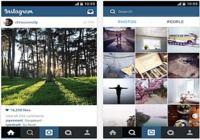 Instagram iOs pour mac