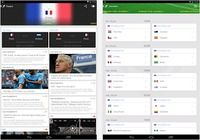 Onefootball Brasil : Coupe 2014 Android pour mac