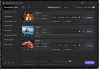 Wondershare UniConverter pour mac
