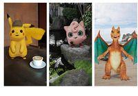 Playground : Pokémon Détective Pikachu Android pour mac