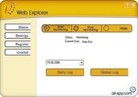Web Explorer pour mac