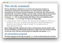 Texts Mac pour mac