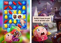 Candy Crush Tales  pour mac