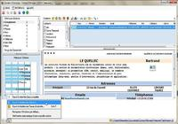 Contact Manager freeware pour mac