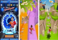 Messi Space Scooter Game iOS pour mac