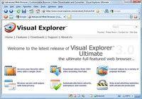Visual Explorer Ultimate pour mac