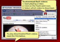 FlashCatch pour mac