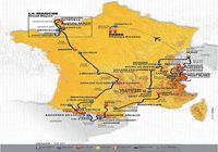 Parcours Tour de France 2016 pour mac
