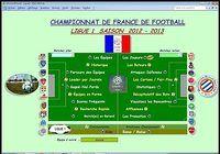 Ligue1 2012-2013 pour mac