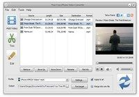 Your Free iPhone Video Converter pour mac