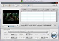 WinX Free AVI to iPhone Video Converter pour mac