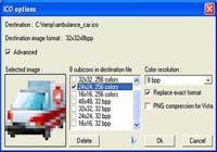 Icon Plugin for PhotoShop pour mac