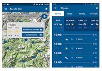 Météo France Ski et Neige pour Android pour mac