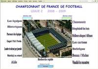 Ligue2 2008-2009 pour mac
